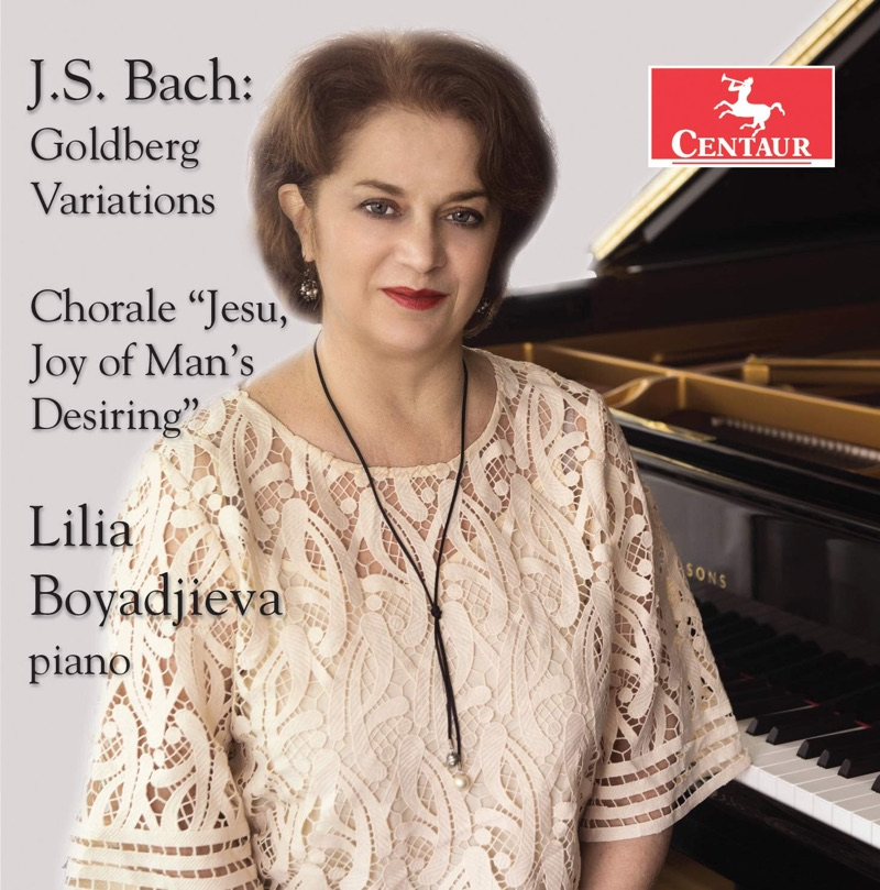 "Bach: Goldberg Variations, Chorale ""Jesu, Joy of Man's Desiring"" (Lilia Boyadjieva)"