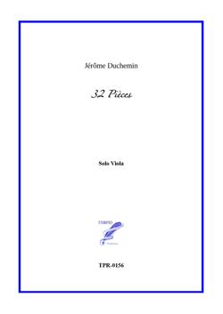 32 Pieces for Viola Solo (Duchemin)