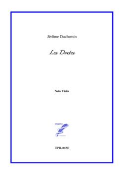 Les Doutes for Viola Solo (Duchemin)