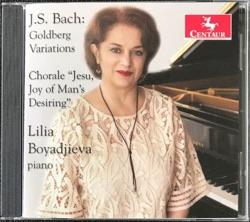 Bach: Goldberg Variations, Chorale