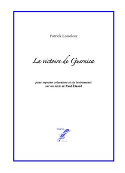 La victoire de Guernica (Loiseleur / Éluard)